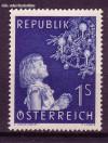 �sterreich Mi. Nr. 1009 Weihnachten 1954 **