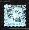 AD Staaten Baden Mi. Nr. 10 a o Wappen 3 Kreuzer