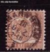 AD Staaten Baden Mi. Nr. 20 a o Wappen 9 Kreuzer