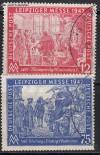 Gemeinschaftsausgaben 1947 Mi. Nr. 965 - 966 o