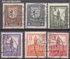 SBZ Mi. Nr. 150 - 155 y o
