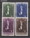 Liechtenstein Mi. Nr. 348 - 351 50. Geburtstag F�rst o