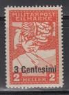 Feldpost Ausgaben f�r Italien Mi. Nr. 24 ** Eilmarke