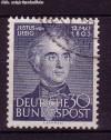 Bund Mi. Nr. 166 o Justus von Liebig
