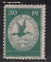DR Mi. Nr. III ** Flugpost am Rhein - Main 30 Pf