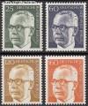 Berlin 1971 Mi. Nr. 393 - 396 ** Dr. Heinemann