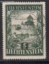 Liechtenstein Mi. Nr. 309 Schlo� Vaduz o