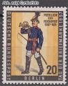 Berlin 1957 Mi. Nr. 176 ** Tag der Briefmarke