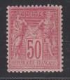 Frankreich Mi. Nr. 81 Typ II * Allegorien 50 C