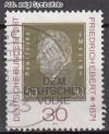 Bund Mi. Nr. 659 o Friedrich Ebert