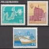 DDR Mi. Nr. 898 - 900 ** Ostseewoche