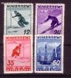 �sterreich Mi. Nr. 623 - 626 FIS Wettk�mpfe **