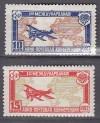 Sowjetunion Mi. Nr. 326 - 327  * Originalgummi EF Luftpostkonferenz