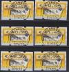 Bund ATM Satz Briefkasten Mi. 5.1  VS 13 o