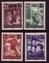 �sterreich Mi. Nr. 960 - 963 Wiederaufbau 1951 **