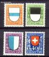 Schweiz Mi. Nr. 175 - 178 Pro Juventute 1922 **