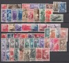 Italien Lot mit besseren o Ausgaben vor 1955 ( S 847 )