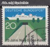 Bund Mi. Nr. 628 o Nord-Ostsee-Kanal