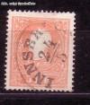 �sterreich Mi. Nr. 13 II Freim. Kaiser Franz Josef o