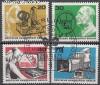 Berlin 1973 Mi. Nr. 455 - 458 o
