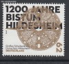 Bund Mi. Nr. 3137  Bistum Hildesheim **