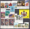 Luxemburg Jahrgang 1989 ** komplett ( S 1760 )