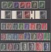 Österreich Mi. Nr. 668 - 696 ** alle Aufdrucke preisgünstig