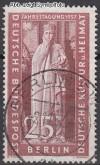 Berlin 1957 Mi. Nr. 173 o Stifterfigur Uta