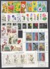 Blumenmotive Superlot ** kompletter Ausgaben  ( S 1590 )
