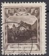 Lichtenstein Mi. Nr. 105 o Landschaft  1.20 Fr