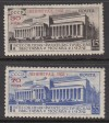 Sowjetunion Mi. Nr. 427 - 428 ** Briefmarkenausstellung mit Aufdruck
