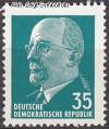 DDR Mi. Nr. 1689 ** Walter Ulbricht