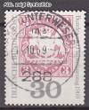 Bund Mi. Nr. 601 o Philatelistentag 1969