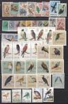 Vogelmotive Superlot ** Ausgaben ( S 1716 )