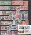 Australien Ausgaben von 1953 - 1958 **  ( S 2218 )