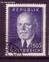 Österreich Mi. Nr. 982 Körner 1953 o