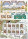 Russische F�rderation 4 verschiedene Kleinbogen 1996 - 97 ** ( K 47 )