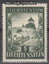 Liechtenstein Mi. Nr. 309 Schlo� Vaduz **