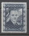 Österreich Mi. Nr. 588 Engelbert Dollfuß **  Luxus
