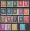 DR Mi. Nr. 410 - 422 ** und alle Ergänzungswerte Reichspräsidenten