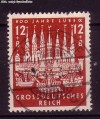 DR Mi. Nr. 862 o 800 Jahre L�beck 1943