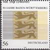 Bund Mi. Nr. 2248 ** 50 Jahre Baden-W�rttemb.
