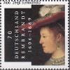 Bund Mi. Nr. 2550 ** 400. Geb. Rembrandt