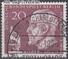 Berlin 1960 Mi. Nr. 191 o Robert Koch