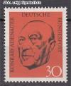 Bund Mi. Nr. 567 ** Konrad Adenauer