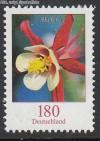 Bund Mi. Nr. 3082  Blumen Akelei **