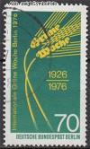 Berlin 1976 Mi. Nr. 516 o Gr�ne Woche