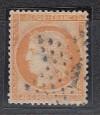 Frankreich Mi. Nr. 35 R o Cereskopf 40 C  retuschierte 4