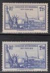 Frankreich Mi. Nr. 444 - 445 ** Weltausstellung NY