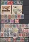 Polen Superlot kompletter gestempelte Ausgaben 1921 - 1926 ( S 1809 )